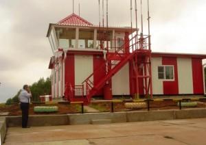 Командно-диспетчерские пункты (КДП) вертодромов и вертолетных площадок