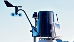 Метеорологическое оборудование для вертолетных площадок