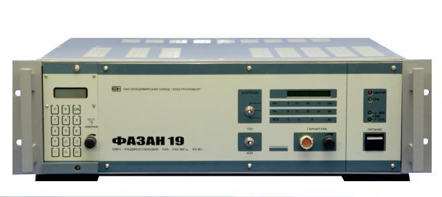 Авиационная радиостанция Фазан-19Р5