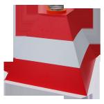 Пирамида сигнальная с встроенным огнем OPL