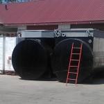 Резервуары для блочной автоматической автозаправочной станции (БААЗС)