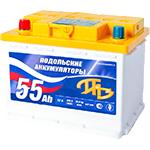 Стартерные аккумуляторные батареи ПАЗ