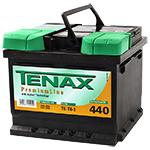 Стартерные аккумуляторные батареи TENAX
