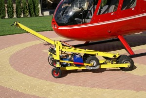 Буксировочная вертолётная тележка HT-1