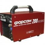 Однофазный промышленный сварочный аппарат для аргонодуговой сварки ФОРСАЖ-200AC/DC