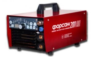 Однофазный сварочный аппарат Форсаж-201АД