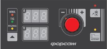 Базовая модификация ФОРСАЖ-502