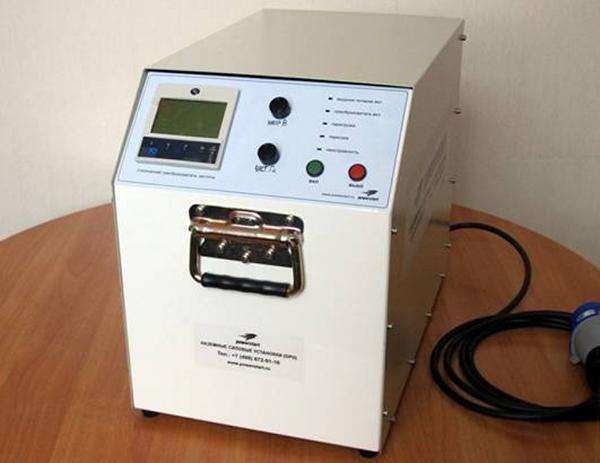 Статические преобразователи частоты 400Гц серии PVR 2000