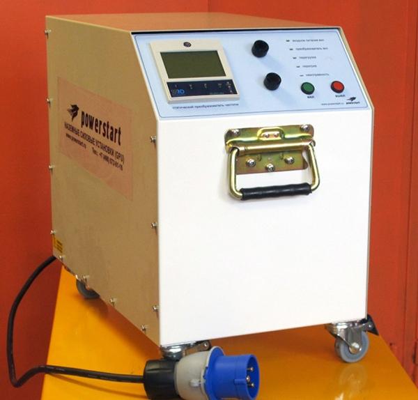 Статические преобразователи частоты 400Гц серии PVR 4000
