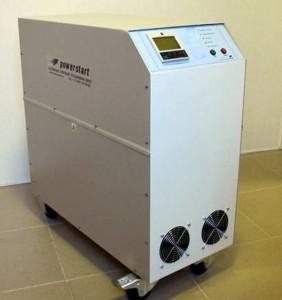 Статические преобразователи частоты 400Гц серии PVR 5000