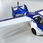 Летающий автомобиль AeroMobil 3.0