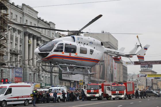 """Для столичной """"скорой помощи"""" закупили два вертолета"""