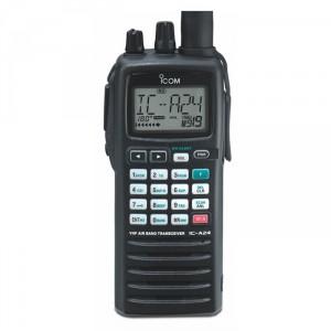Авиационная радиостанция Icom IC-A24