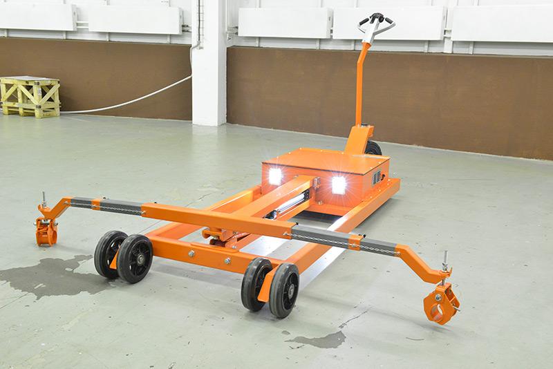 Вертолетная буксировочная тележка HT-2