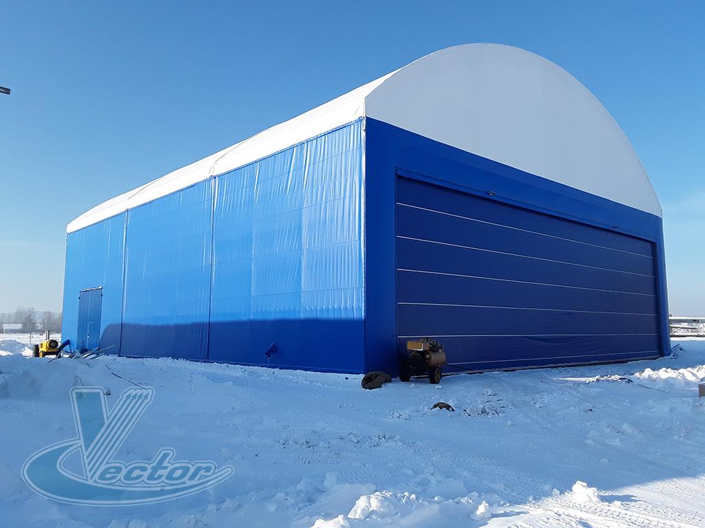 Авиационные комплексы для хранения и обслуживания авиационной техники (г. Екатеринбург)